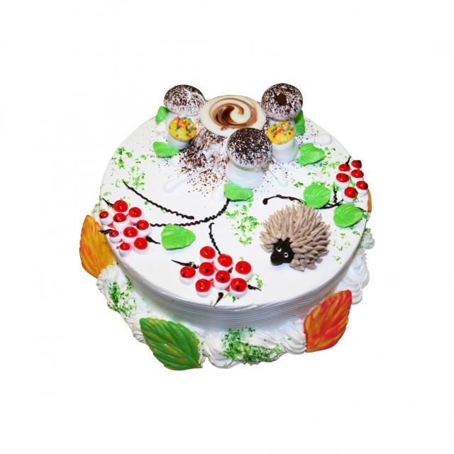 Торт» На опушке».