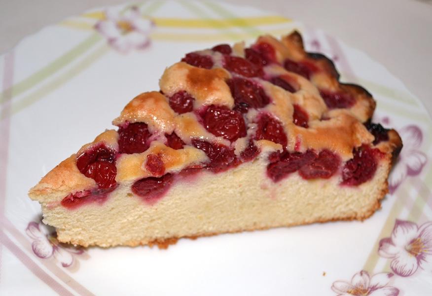 Пирог»Вишенка».