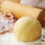 Соленое песочное тесто.