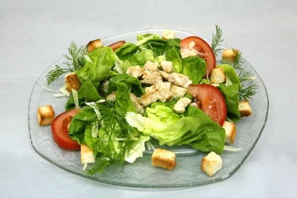 Салат по-французски.