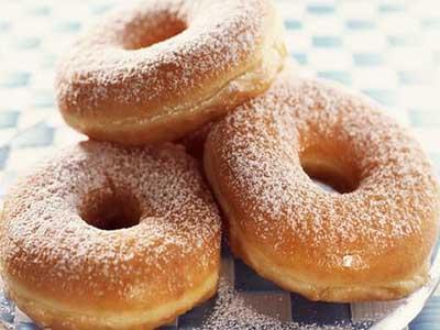 Итальянские пончики.