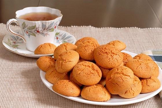 Итальянское печенье с фундуком без муки.