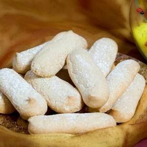 Печенье Савоярди.
