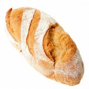 Итальянский хлеб из дрожжевого теста.