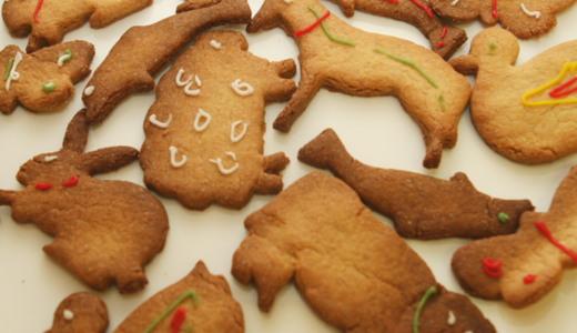 Печенье песочное.