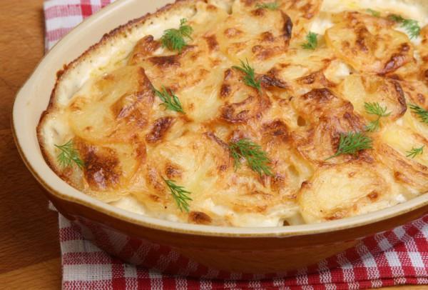 Запеченный картофель по‑французски (La kartofel').