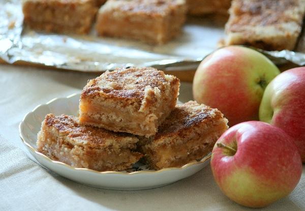 Венгерский яблочный пирог.