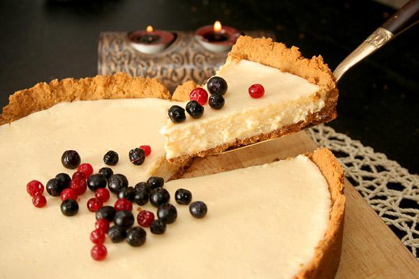 Пирог со сгущенкой.