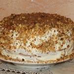 Торт «Сметанник».