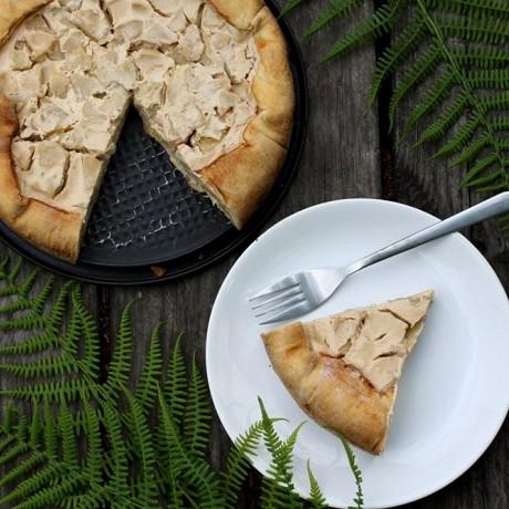 Яблочный пирог Вульфов.