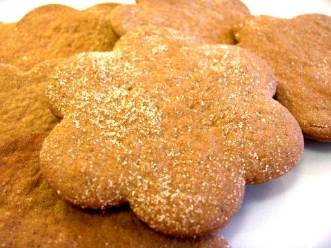 Рождественское печенье по‑шведски.