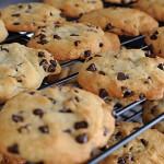 Американское печенье с шоколадной крошкой (Сhocolate chip cookies).
