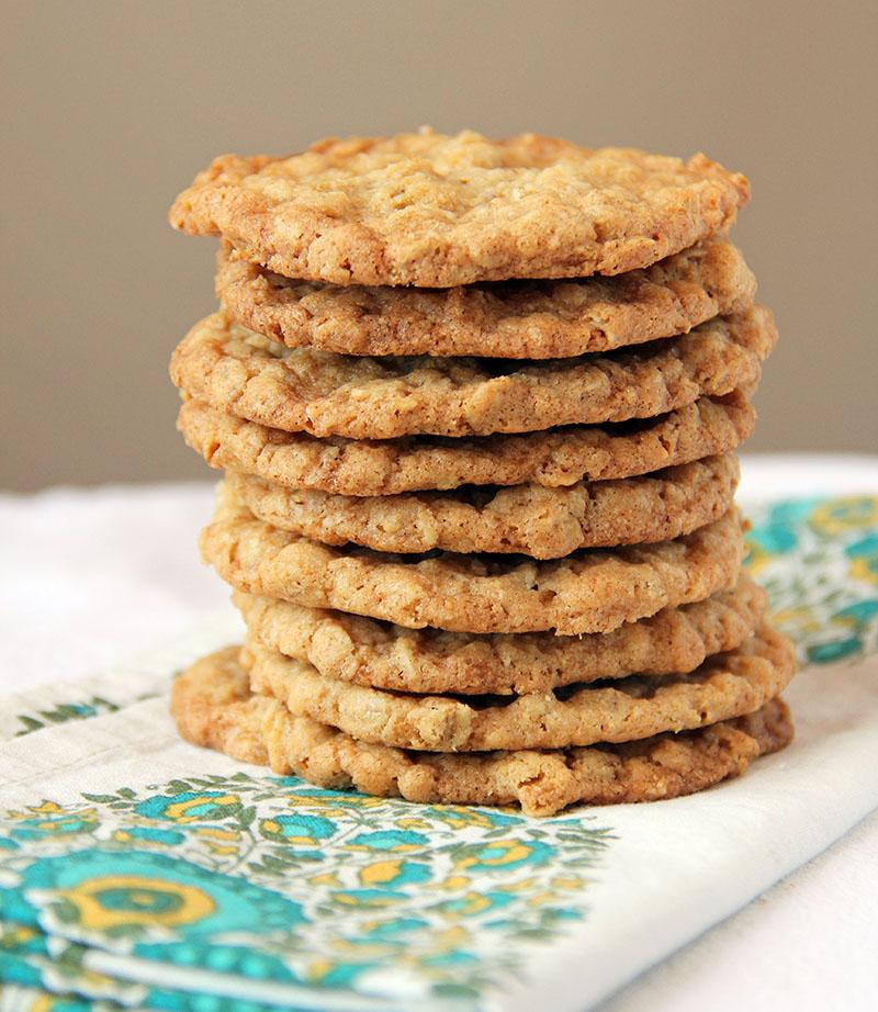 Печенье овсяное (Oatmeal Cookies).