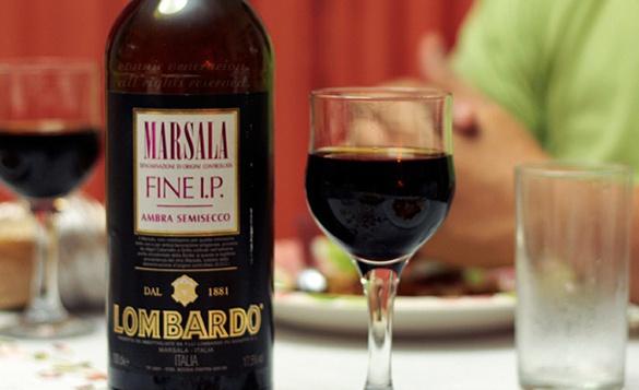 Алкоголь. Марсала