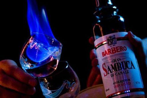 Алкоголь. Самбука