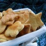 Песочное печенье по‑шотландски (Scottish butter cookies)
