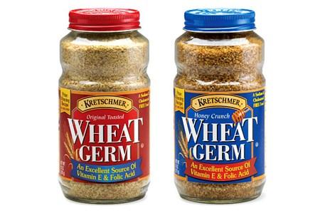 Зародыши пшеницы с медом
