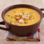 Крем - суп из тыквы