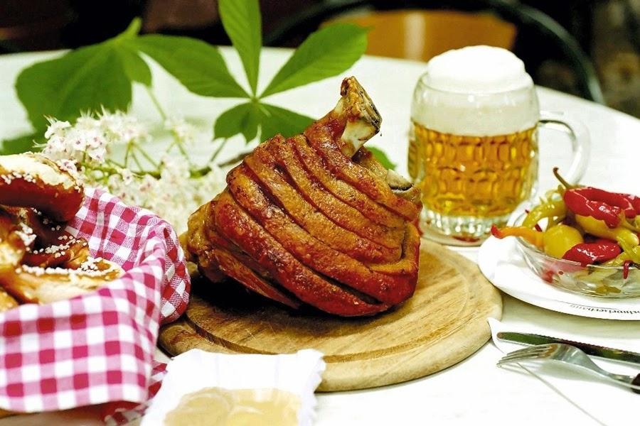 2916 Австрийская кухня