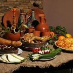 2945 Грузинская кухня