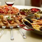 2954 Испанская кухня