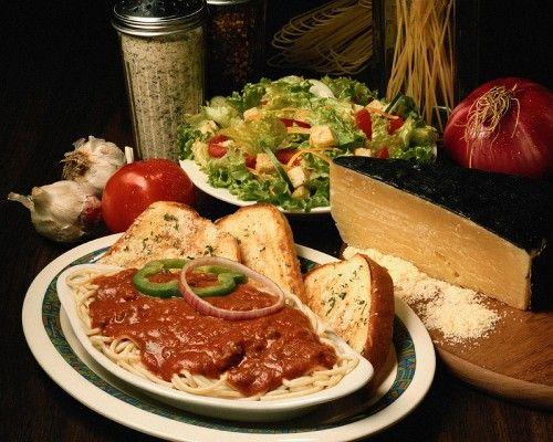 Итальянская кухня 35 блюд которые вы обязаны попробовать