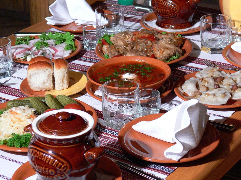3057 Украинская кухня