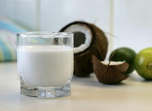 Молоко кокосовое