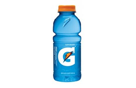 3096 Напиток Gatorade голубой