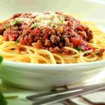 Соус для спагетти болоньезе