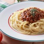 Спагетти аля болоньезе