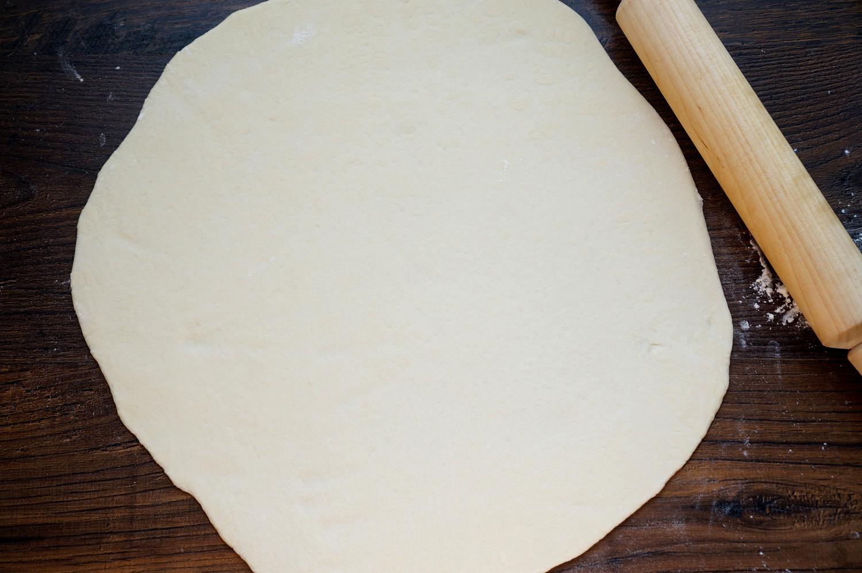 Тесто для пиццы с травами