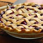 3330 Пирог с ягодами