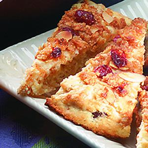 Цитрусовые булочки