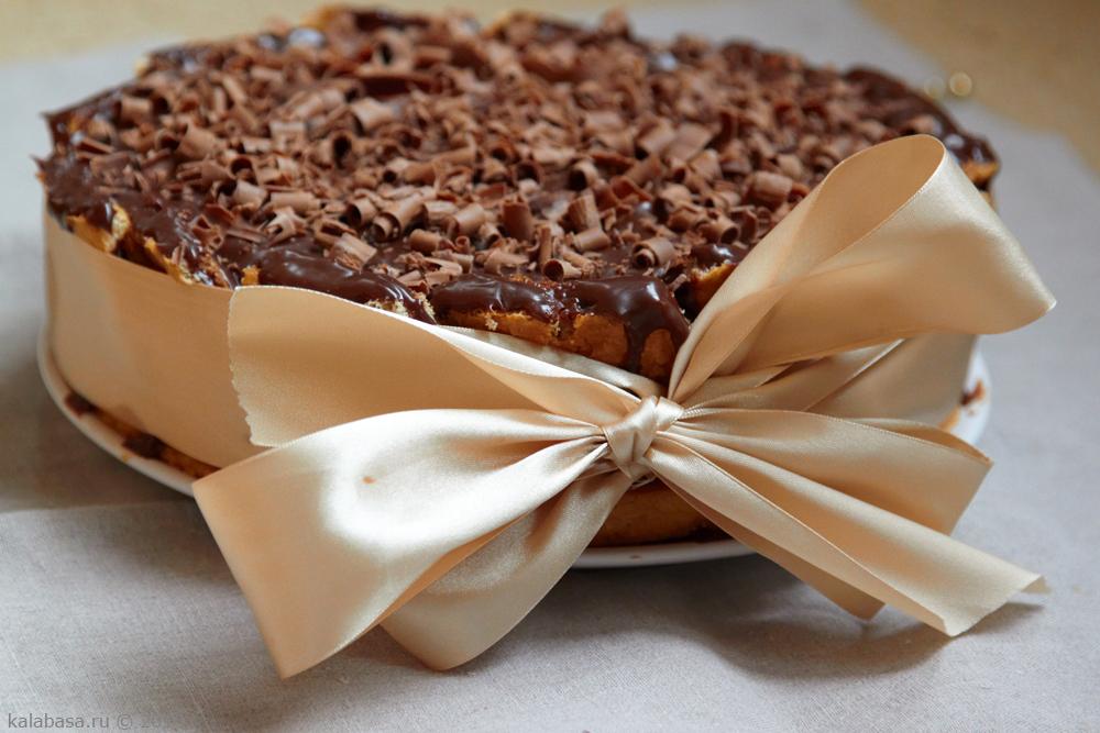 Торт Пища Богов