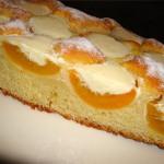 3730 Бисквит с персиками