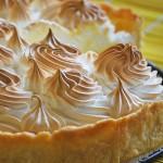 3745 Лимонный пирог с меренгой