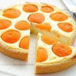 3751 Творожный пирог с абрикосами