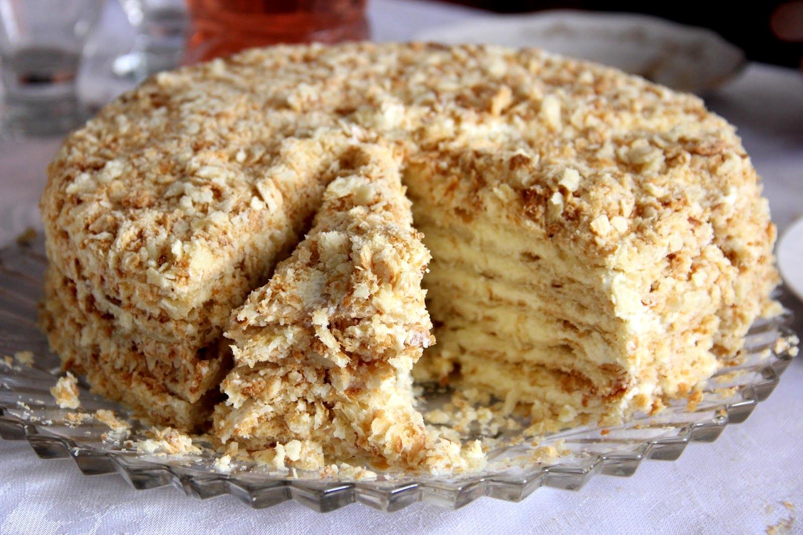 3767 Торт Наполеон