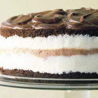 1 1 200x200 - Торт «Три шоколада»