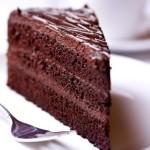 3810 Торт шоколадный с шоколадным кремом