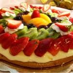 3832 Торт фруктовый