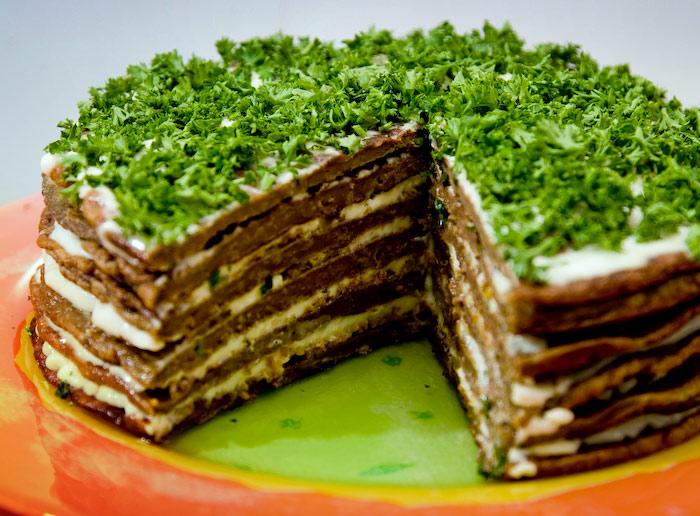 3929 Печеночный торт