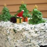 4037 Закусочный торт из кабачка