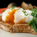 4069 Яйцо пашот