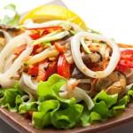 4312 Салат из морепродуктов
