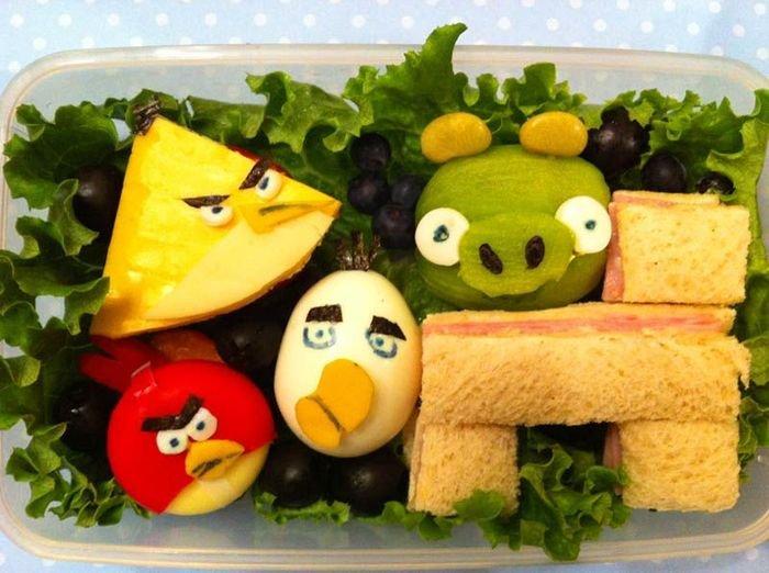 Детские рецепты от 1 — 3 лет. Овощные блюда