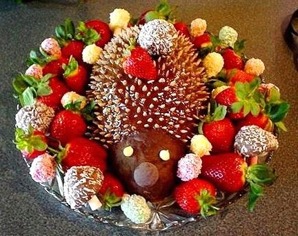 Детские рецепты от 1 — 3 лет. Блюда из фруктов и ягод