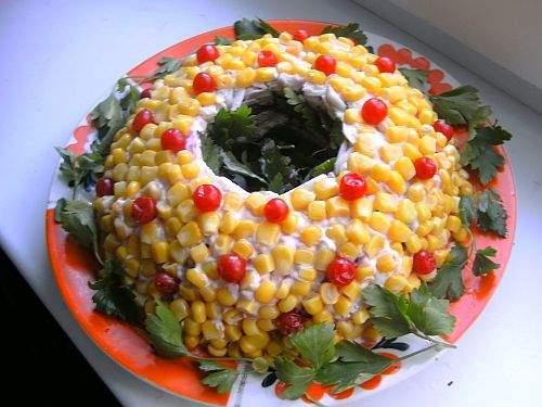 Салат «Золотое кольцо»