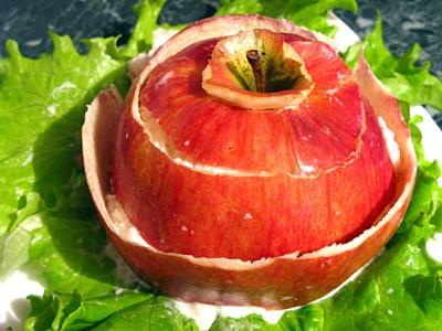 Салат «Яблочко»